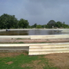 Laxmi Vilas Palace Pond