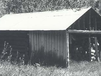 Lee Creek Snowshoe Cabin
