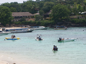 Bali Lembongan Island Beach Club Day Trip Photos