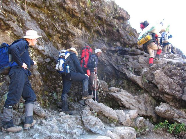 trekking trips africa tanzania kilimanjaro lemosho route
