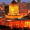 Beaux-Arts Aarchitecture Style Manitoba Legislature