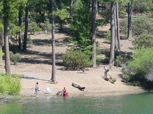 Letts Lake Campground