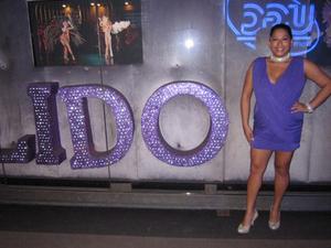 Lido de Paris Dinner and Show