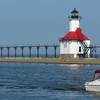 Lighthouse Benton Harbor