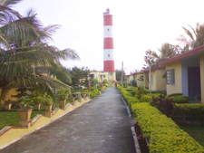Light House Gopalpur On Sea
