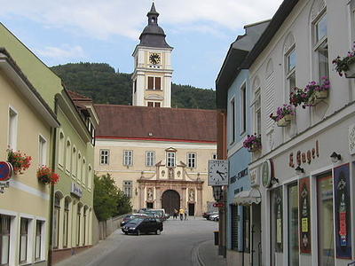 Lilienfeld Abbey