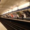 Line 8 Platforms At Richelieu - Drouot