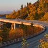 Linn Cove Viaduct NC Neat Mount Mitchell