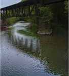 Little Juniata River