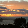 Little Traverse Bay At Sunset