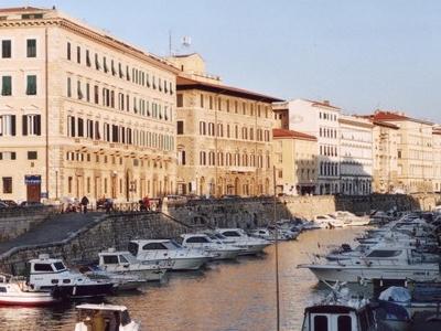 Livorno  Fosso Reale