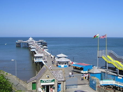 Llandudno Pier