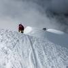 Lobuche Peak In Nepal Himalayas