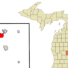 Location Of Alma Michigan