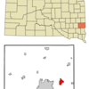 Location In Minnehaha County