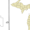 Location Of Byron Center Michigan