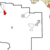 Location In Levy County And The State Of Florida