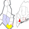 Location Of Durham