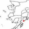 Location Of Nanwalek Aka English Bay Alaska
