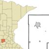Location Of Glencoe Minnesota