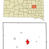 Location In Beadle County