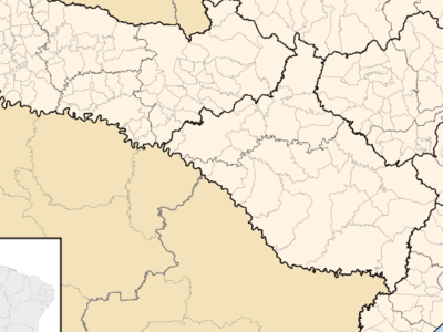 Location Of Itapema