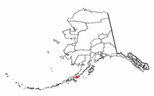 Location Of Ivanof Bay Alaska