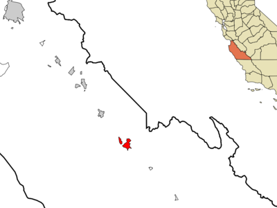 Location In California