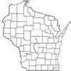 Location Of La Farge Wisconsin