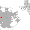 Location Of Leon Valley Texas