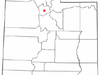 Location Of Midvale Utah