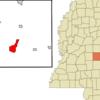 Location Of Newton Mississippi