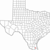 Location Of Raymondville Texas