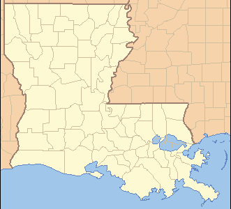 Location Of River Ridge In Louisiana