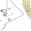 Location In Stanislaus County And The State Of California
