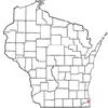 Location Of Sturtevant Wisconsin