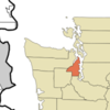 Location Of Suquamish Washington