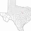 Location Of Whitney Texas