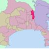 Location Of Yamato In Kanagawa