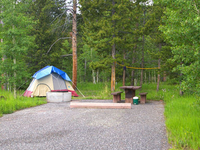 Lodgepole Campground