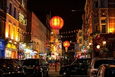 London Chinatown UK