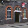 London Fields Station Entrance