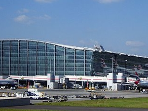 Londres Heathrow Aeropuerto