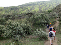 Picturesque Longonot - Kenya