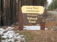 Plumas Long Point Campground