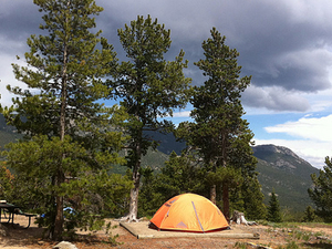 Longs Peak Campground