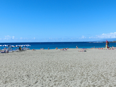 Los Cristianos Beach