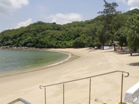 Lo So Shing Beach
