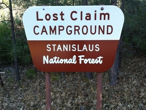 Lost Claim Campground