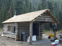 Lower Park Creek Patrol Cabin